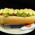 Hot-dog Italiano